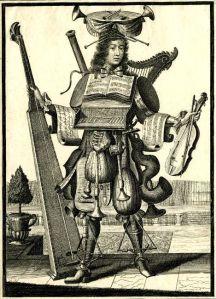 Foley-Artist bei Ludwig XIV